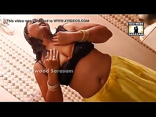 Very hot Desi Bhabi bathing in front of window