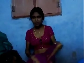 Indian cute maid fucked by landlord