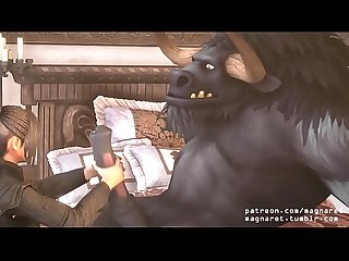 Lulu vs tauren 2 sfm 3d animation 3d porn game cartoon hentai anime