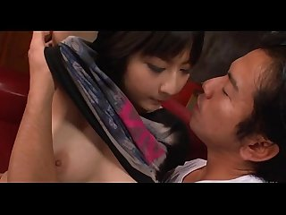 Breasty japanese S explicit three some