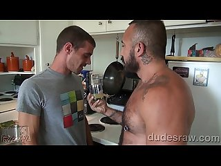 [Dudes Raw] Brett Bradley and Alessio Romero