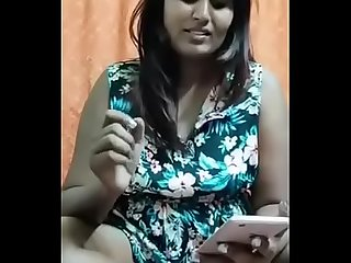 Swathi naidu sharing her contact and bank details for video sex