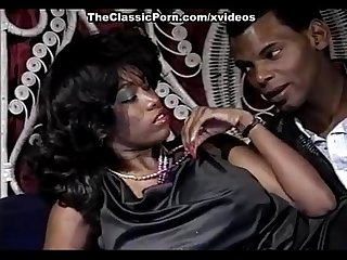 Ebony Ayes, Tony El-Ay in brilliant star of classic sex movies Ebony Ayes