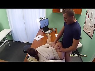Nurse caught doctor fucking