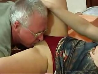 French daughter taboo Family sex with old dad from france