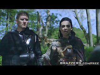 Brazzers - (Aletta Ocean) and (Marc Rose) - Storm Of Kings Parody Part 3
