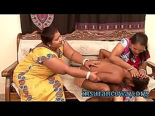 Hot bhabhi danger romance with chor