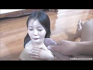 Asian girls love facials