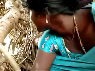 Indian tribal village girl fucked in Forest