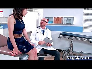 Hardcore Sex Act Between Doctor And Hot Slut Patient (Cytherea) mov-05