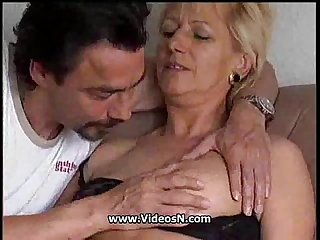 German mature sex