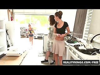 Realitykings money talks esmi lee marsha may Tarzan bucks for bibi