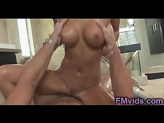 Asa Akira massage and fucking
