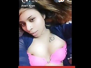 Anam Khan Boobs Sucking Live Full 8 Minute Video Link:..