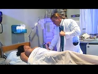 Eva angelina lets her doctor bang her