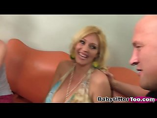 Big Boobed MILF And Slutty Teen Sharing Fat Cocke-seduced-HD-2