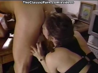 Bionca, Cara Lott, Racquel Darrian in vintage sex movie