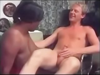 Vintage bbw black women with huge tits and ass fucked by two men