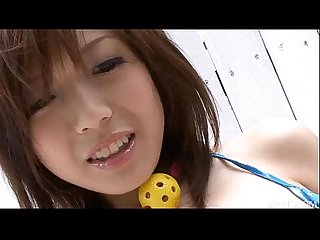 Submissive babe mari sasaki shaved and trimmed pussy toyed