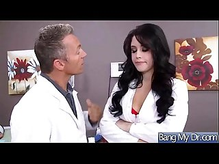 Amazing sex between doctor and nasty horny patient noelle easton clip 24