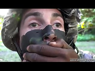 Hot naked army men video gay xxx Watch some recruits get punished,