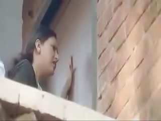 Indian teen enjoy first time