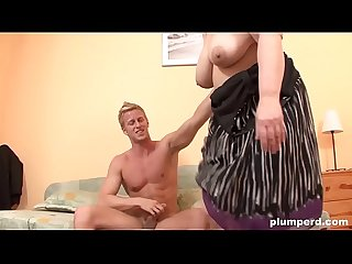 Amazing Sex with BBW Plumperd Hot Lady PLUMPERD.COM