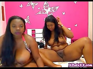Webcam - Black-Latina BBWs with big asses tea