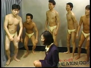Sperm bukkake showers 20 1/3 Japanese Uncensored Bukkake